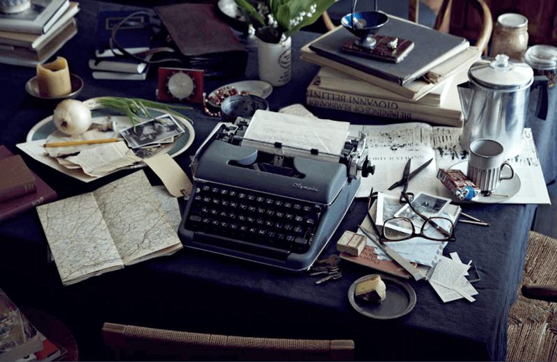 Хаосный метод написания книг