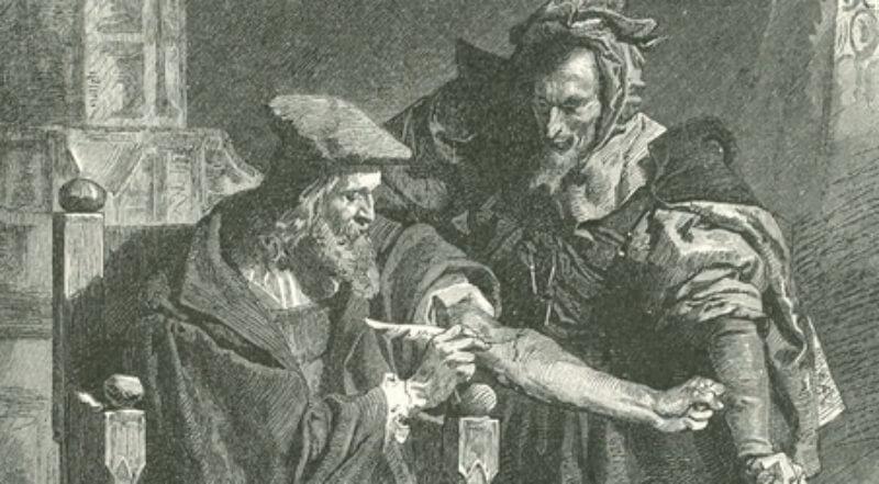 легенда о докторе фаусте