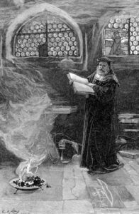 Легенда о докторе Фаусте в литературе